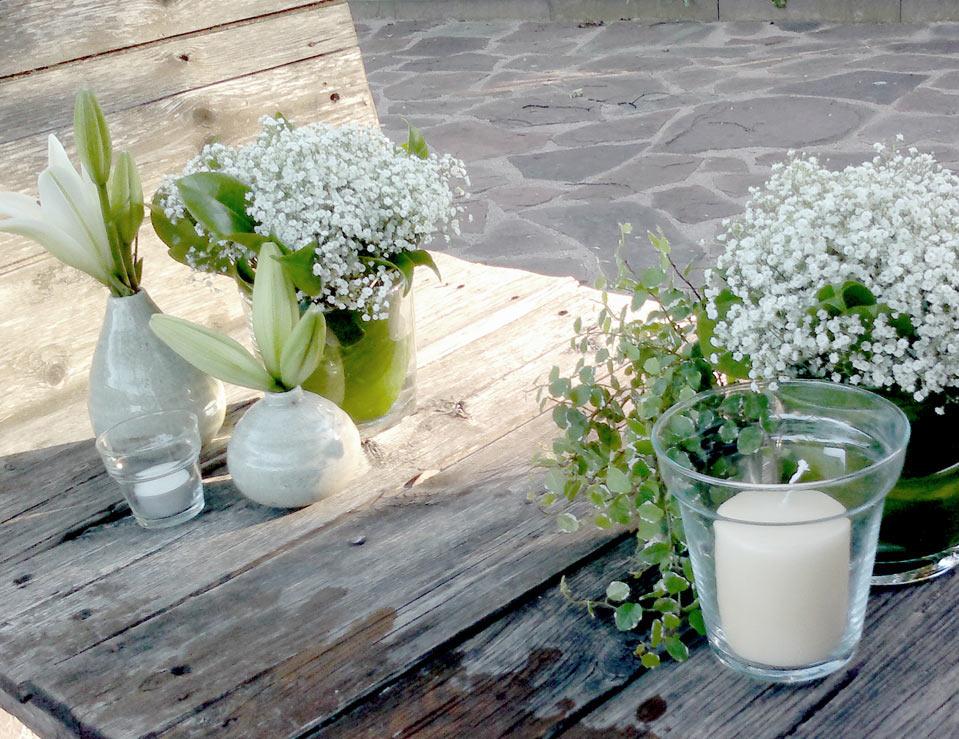 Floristería Para Decoración De Eventos Jardín De Mabel